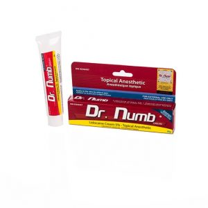 DR NUMB® NUMBING CREAM