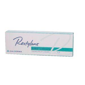 Restylane SubQ Lidocaine 2 ml